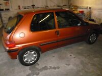 Peugeot 106 Independence