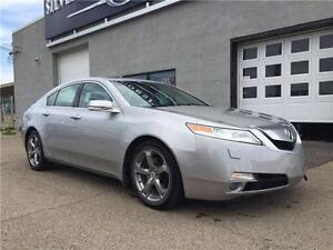 2009 Acura TL tech, SH-AWD,navi, B.camera,P. shifters,Low kms