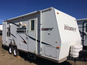 2007 Rockwood Roo 2 Beds