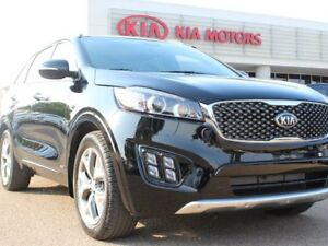 2018 Kia Sorento 3.3L SX+, HEATED FRONT / MID SEATS, COOLED SEAT