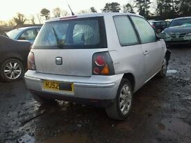 SEAT AROSA 1.4 AUTO PETROL BREAKING FOR SPARE PARTS LOTS OF PARTS AVAILABLE