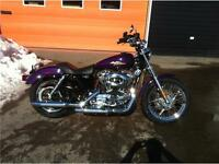 2008 Harley-Davidson Sportster 1200 Low - ONLY 93 Miles!!!