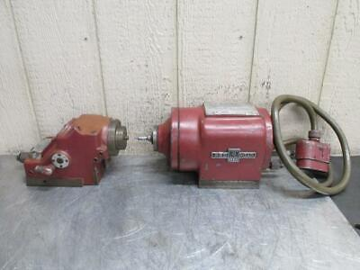 Heald Red Head 501-250400 488-280300 Internal Grinding Spindle 30000 45000 Rpm