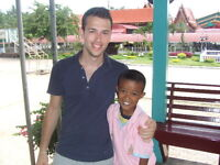 Teaching English and cultural exchange in Thailand