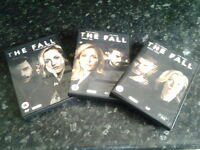 The Fall series 1,2, and 3 excellent series well worth watching