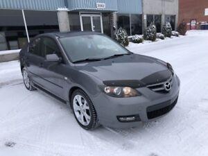 2007 Mazda3 BON PAS CHER model GT