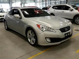 SOLD! SOLD! 2010 Hyundai Genesis Coupe ONLY 100KM! One Owner