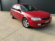 2000 Mazda 323 BJ Astina Hatchback 5dr Man 5sp 1.8i Red Manual Hatchback Villawood Bankstown Area Preview