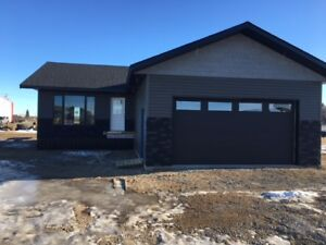 New Home in Outlook Sask