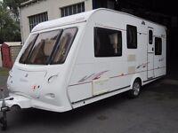 Elddis Avante Five Berth Touring Caravan