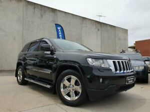 2011 Jeep Grand Cherokee WK Laredo (4x4) Black 5 Speed Automatic Wagon