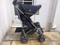 Grey Maclaren Techno XT Buggy