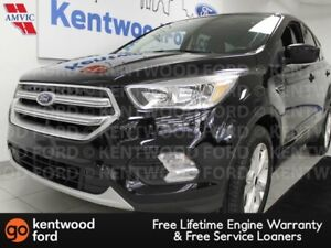 2017 Ford Escape SE 4WD ecoboost with back up cam and keyless en