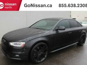 2014 Audi S4 TECHNIK, V6 SUPERCHARGED, EVERY SINGLE OPTION, FUL