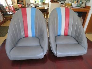 Two Bucket Seats For Sale