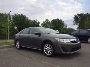 2013 Toyota Camry LE- $13,499