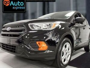 2017 Ford Escape S- Has a big heart waiting just for you!