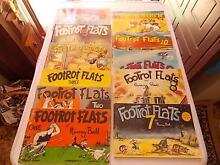 1-11 'Footrot Flats' Comics LOT Armidale City Preview