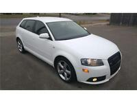 2008 Audi A3 2.0T Manual Loaded Low KM Certified Etested