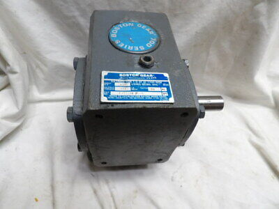 Boston Gear 700 Series Gear Box 201  F715-20-b5-6