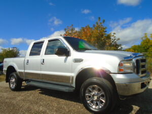 2006 FORD SUPER DUTY F-250SD-CREWCAB-4X4-EXCELLENT SHAPE