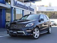 2012 Mercedes-Benz M-Class ML550 4MATIC