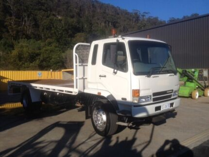 Mitsubishi Flat Tray Truck Derwent Park Glenorchy Area Preview