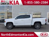 2018 GMC Canyon 4WD DENALI | LEATHER | NAV | SUNROOF } Edmonton Edmonton Area Preview
