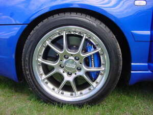 @ BBS RKII 2 Piece wheels for VW Audi B5 A4 S4 @