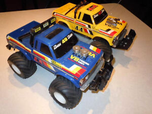 RC Offroader sold by radio shack
