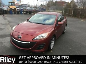 2010 Mazda Mazda 3 STARTING AT $98.94 BIWEEKLY