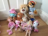 Soft Toys Bundle Set 1