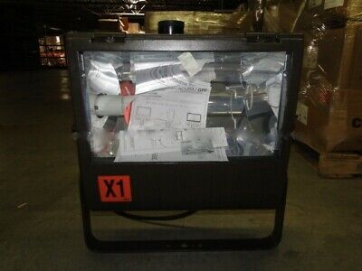 Large Metal Sodium Flood Light Fixture - 1000 Watt Horse Arena Basketball Arena