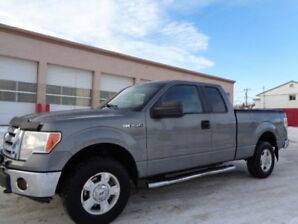 2011 Ford F-150 XLT 4X4-SUPPERCAB--5.0L V8-ONE OWNER-NO ACCIDENT