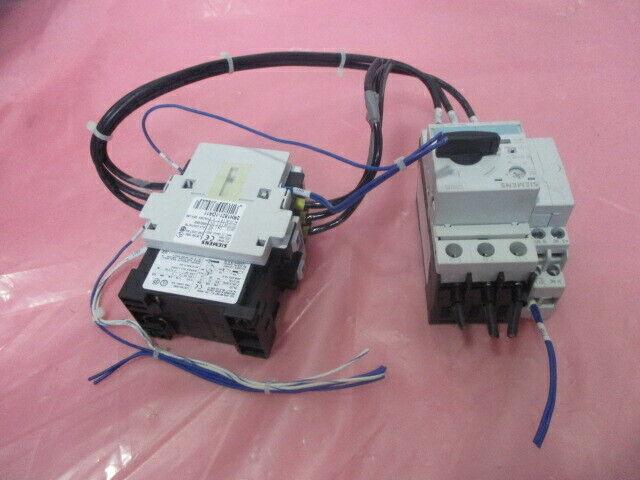 Siemens 3RH1921-1DA11 & 3RV1901-1J Auxiliary Contact Blocks, 451350