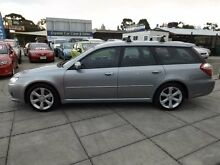 2007 Subaru Liberty MY08 2.5I Silver 5 Speed Manual Wagon Park Holme Marion Area Preview