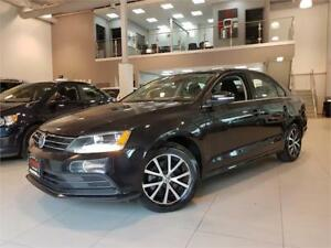 2016 Volkswagen Jetta Sedan COMFORTLINE-CAMERA-SUNROOF-ONLY 51KM