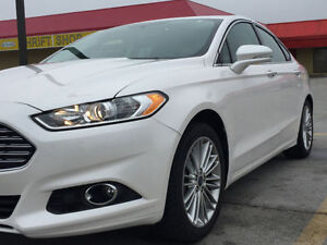 2016 Ford Fusion SE Ecoboost