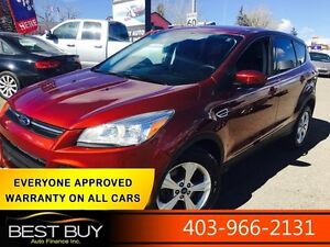 2014 Ford Escape SE / CASH BACK AVAILABLE