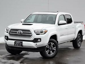 2017 Toyota Tacoma TRD Sport Upgrade Manual