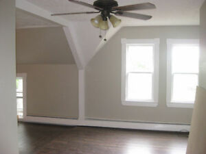 Newly renovated 2 bedroom apt Heat included