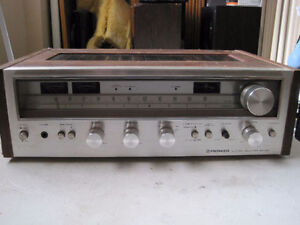 Pioneer SX-780 AM FM Stereo Receiver(Vintage)