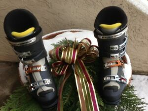 Christmas Holiday Ski Boots