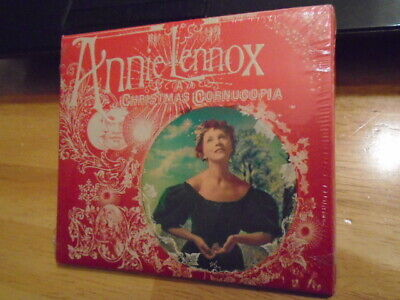 SEALED RARE OOP Annie Lennox CD A CHRISTMAS Cornucopia EURYTHMICS Tourists 10cc ()