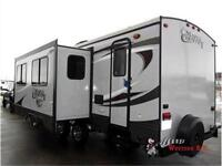 NEW 2015 CROSSROADS RV MAPLE COUNTRY 28BH TRAVEL TRAILER
