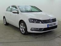 2012 Volkswagen Passat SE TDI BLUEMOTION TECHNOLOGY Diesel white Manual