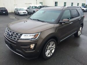 2016 Ford Explorer Limited 4x4