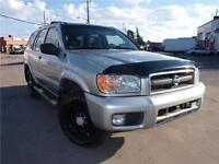 2004 Nissan Pathfinder SE RARE 5SPD MANUAL, MINT! 416-742-5464