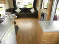 Sited 8 berth caravan for sale 40 minutes from Bridlington, Withernsea Sands