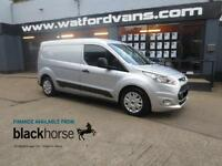2014 Ford Transit Connect Trend *New Shape* 1.6TDCi 95ps L2H1 A/C E/W Diesel sil
